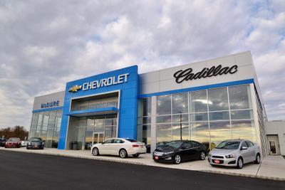 ... McGuire Chevrolet Cadillac Image 9