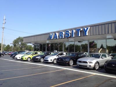Varsity Ford Ann Arbor >> Varsity Ford In Ann Arbor Including Address Phone Dealer