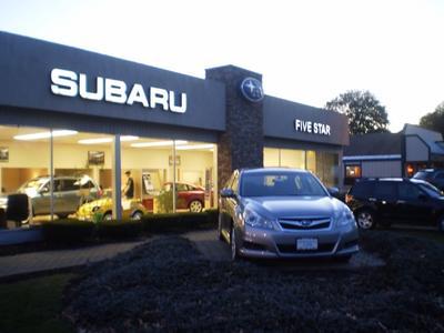 car dealer locator new subaru