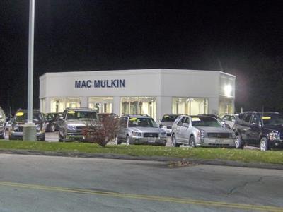 Macmulkin Chevrolet Cadillac In Nashua Including Address Phone