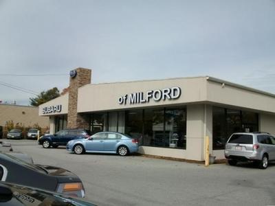 Milford Subaru Image 1