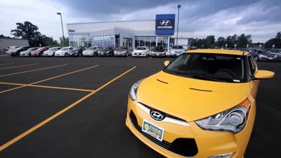 Vision Hyundai Canandaigua Image 1 ...