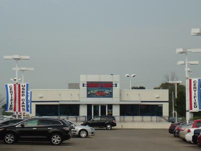 Suburban Ford of Sterling Heights in Sterling Heights