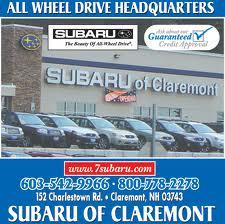 Subaru of claremont nh