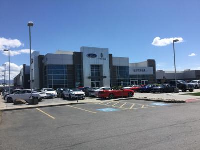 Lithia Ford Boise >> Lithia Ford Lincoln Of Boise In Boise Including Address Phone