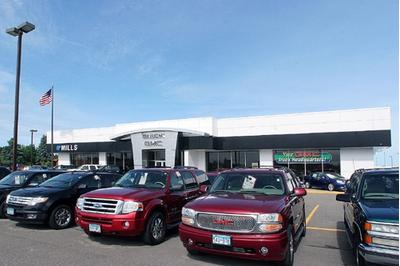 mills buick gmc in baxter including address phone dealer reviews directions a map inventory. Black Bedroom Furniture Sets. Home Design Ideas
