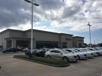 tom peacock cadillac in houston including address phone dealer reviews directions a map. Black Bedroom Furniture Sets. Home Design Ideas