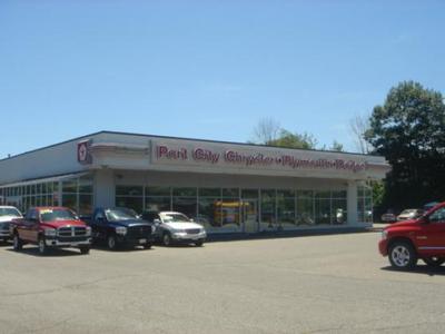 Port City Dodge >> Port City Chrysler Dodge In Portsmouth Including Address