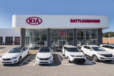 Superb Battleground Kia Image 1