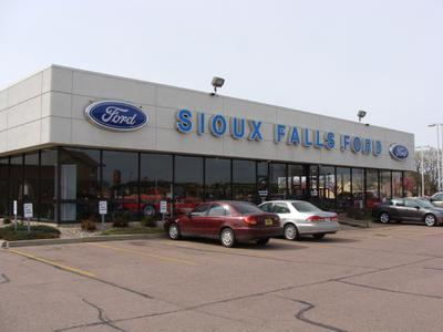 sioux falls ford lincoln in sioux falls including address phone dealer reviews directions a. Black Bedroom Furniture Sets. Home Design Ideas