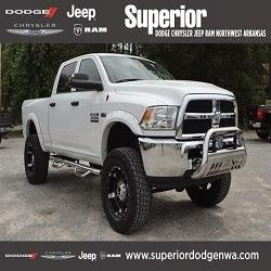 Superior Dodge Chrysler Jeep Ram Of Siloam Springs In Siloam