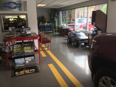 Keddie Chevrolet Inc In Vandergrift Including Address