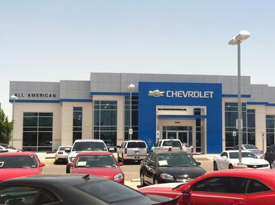 All American Chevrolet Odessa Tx >> All American Chevrolet of Odessa in Odessa including ...