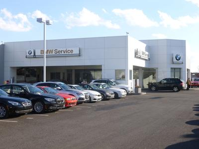 Thompson Bmw In Doylestown Including Address Phone Dealer Reviews
