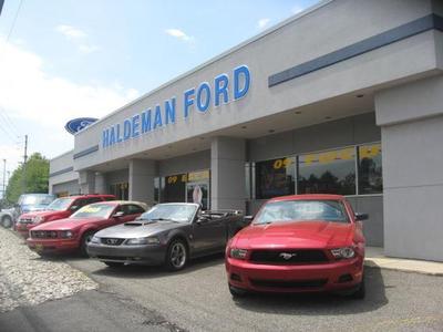 Haldeman Ford Image 1