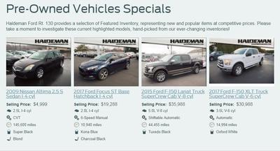 Haldeman Ford Image 9
