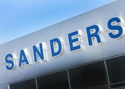 sanders ford in jacksonville including address phone dealer reviews directions a map. Black Bedroom Furniture Sets. Home Design Ideas