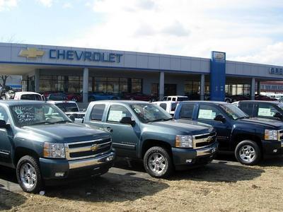 Green Chevrolet Image 2