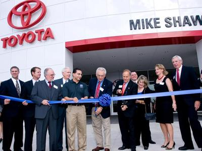 ... Mike Shaw Toyota Image 2 ...