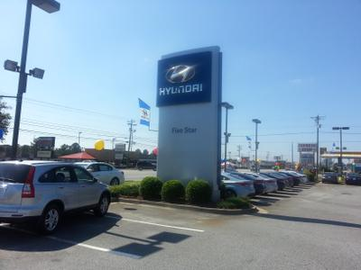 ... Five Star Hyundai Warner Robins Image 2 ...