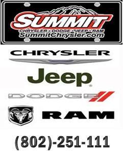 Summit Chrysler Jeep Dodge Ram Image 1