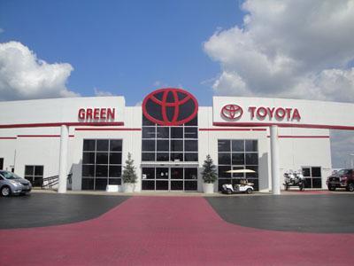 Green Toyota Audi VW Image 1