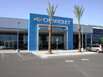 Sands Chevrolet Surprise In Surprise Including Address