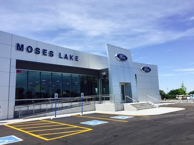 Bud Clary Ford Of Moses Lake In Moses Lake Including Address Phone