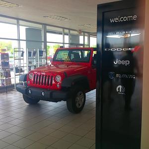 Michiana chrysler dodge jeep