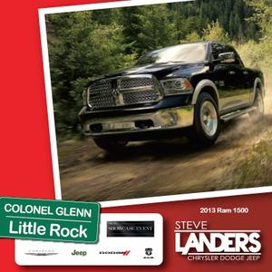 Steve Landers Chrysler Dodge Jeep RAM Image 1
