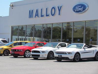 Malloy Ford In Winchester Including Address Phone Dealer Reviews