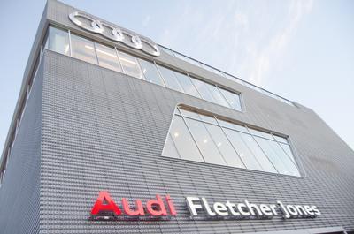 Fletcher Jones Audi In Chicago Including Address Phone Dealer - Fletcher jones audi chicago