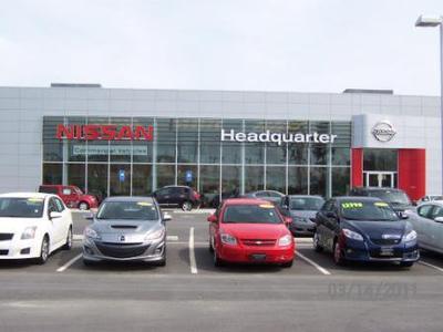 Captivating Headquarter Nissan Image 1 ...