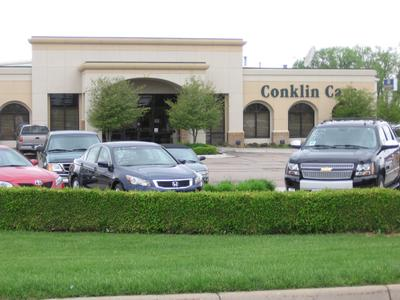 Conklin Cars Salina In Salina Including Address Phone Dealer