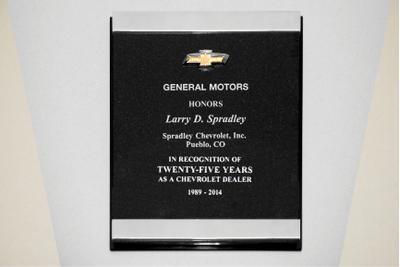 Spradley Chevrolet Inc In Pueblo Including Address Phone