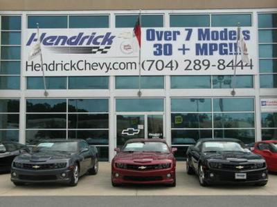 Hendrick Chevrolet Cadillac In Monroe Including Address