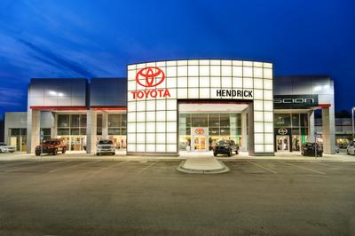 Hendrick Toyota Apex In Apex Including Address Phone Dealer