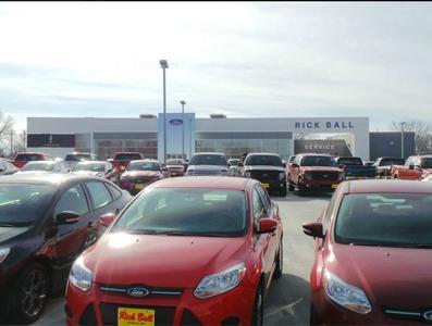 Rick Ball Ford >> Rick Ball Ford Lincoln Sedalia In Sedalia Including