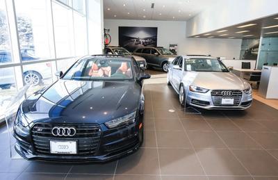 Audi Warwick In Warwick Including Address Phone Dealer Reviews - Audi warwick