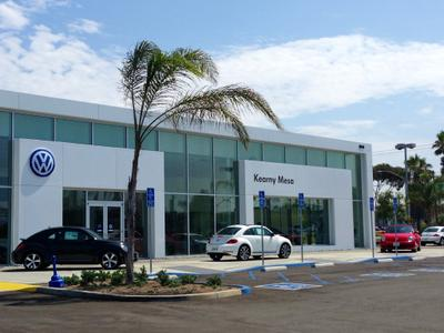 Used Car Dealerships San Diego >> Volkswagen Kearny Mesa in San Diego including address, phone, dealer reviews, directions, a map ...