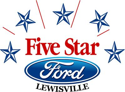 five star ford lewisville in lewisville including address phone dealer reviews directions a. Black Bedroom Furniture Sets. Home Design Ideas