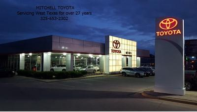 mitchell toyota in san angelo including address phone dealer reviews directions a map. Black Bedroom Furniture Sets. Home Design Ideas