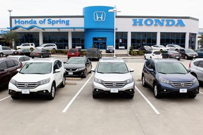 Honda Of Spring Image 1