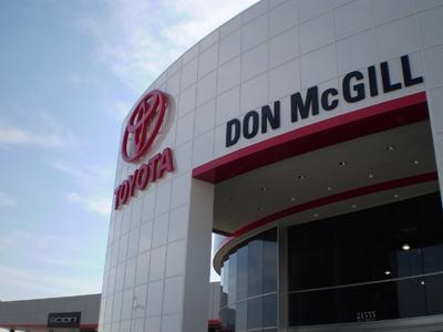 Don Mcgill Toyota Of Houston In Houston Including Address Phone