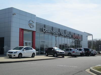 Downtown Nashville Nissan Image 1