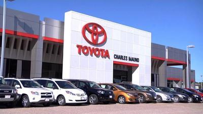 Charles Maund Toyota Image 1