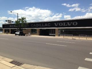 Volvo Dealer Denver >> Rickenbaugh Cadillac Volvo Cars In Denver Including Address
