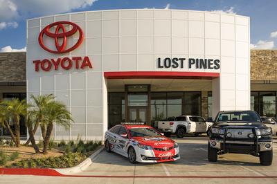 lost pines toyota in bastrop including address phone dealer reviews directions a map. Black Bedroom Furniture Sets. Home Design Ideas
