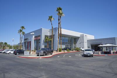 ... AutoNation Nissan Las Vegas Image 3 ...