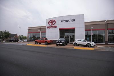 autonation toyota leesburg in leesburg including address phone dealer reviews directions a. Black Bedroom Furniture Sets. Home Design Ideas